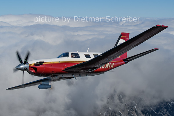 2021-02-27 N120WW Piper 46 Meridian