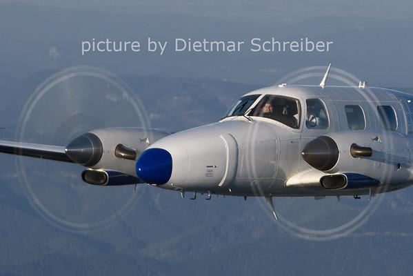 2021-03-31 OE-FJG Piper 31 Cheyenne