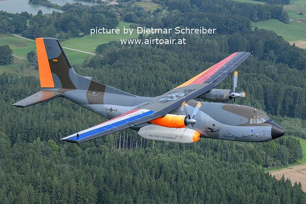 2021-08-18 50+40 C160 Transall German Air Force