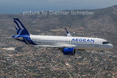 2021-08-31 SX-NEO AIrbus A320neo Aegean Airlines