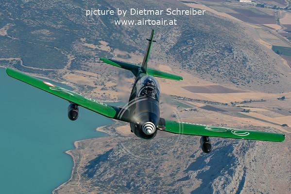 2021-09-02 3H-FG Pilatus PC7 Austrian Air Force