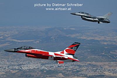2021-09-02 E-191 / ET-199 F16 Danish Air Force