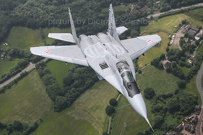 2018-06-09 105 Mig29 Polish Air Force