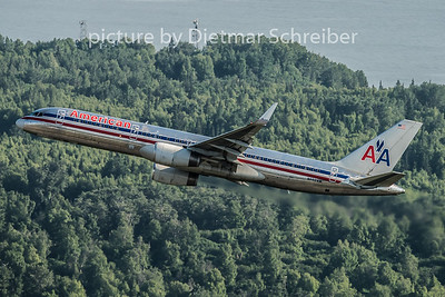 2015-06-15 N680AM Boeing 757-200 American Airlines