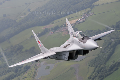 2018-06-09 105 Mig29 Polish Air Force