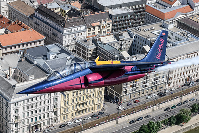 2018-05-01 OE-FRB Alphajet Flying Bulls