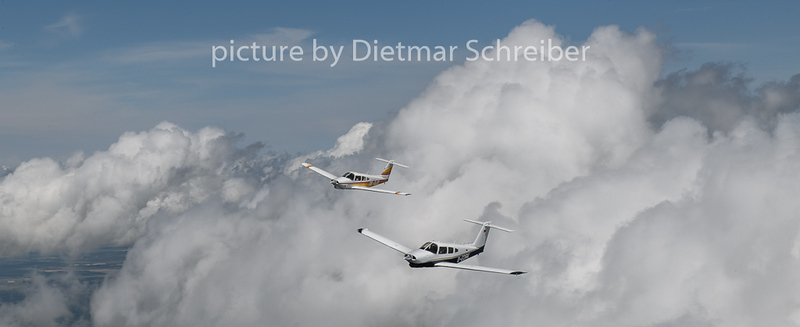 2020-06-07 D-EORK / OE-DJO Piper 28