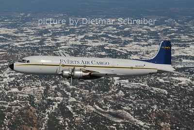 2013-05-31 N747CE DC6 Everts Air