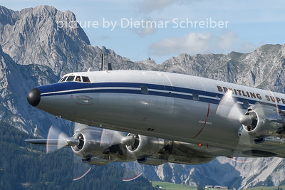 2014-08-17 HB-RSC Constellation Super Constellation Flyers
