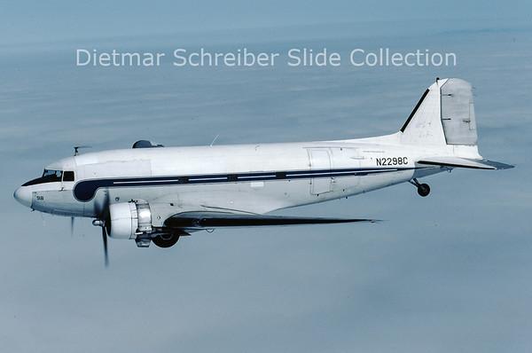 1999-07 N2298C Douglas DC-3C (c/n 33201/16453) Salair