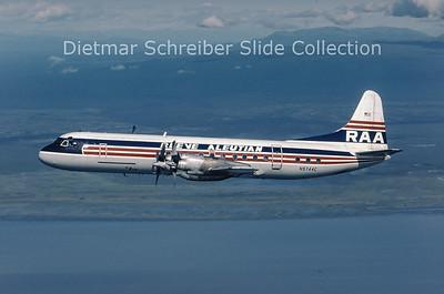 1996-09 N9744C Lockheed L188PF Electra (c/n 1140) Reeve Aleutian