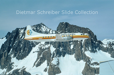 N4814C Convair CV440 (c/n 107) Sierra Pacific