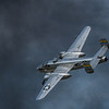 B-25 Post Target