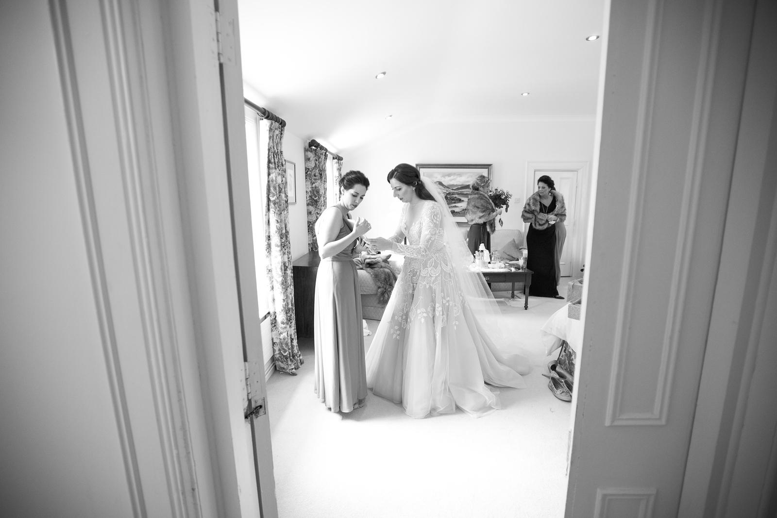 Aisha & Randy's Wedding at Delphi Lodge on 3/15/17