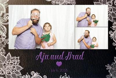 Aja and Brad
