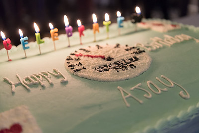 Ajay's Surprise Birthday