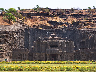 Kailaśa temple