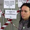 Protest gegen Nepszabadsag-Uebernahme, Budapest