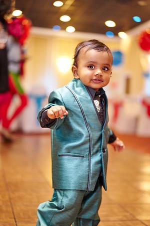 Akhil's 1st Birthday