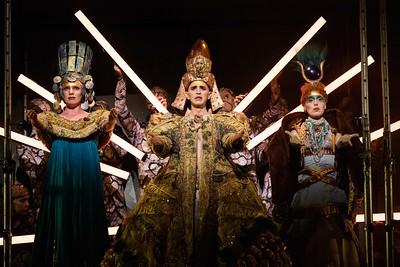 AKHNATEN, English National Opera, London Coliseum, London, Britain - 08 Feb 2019
