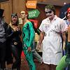 Penguin, Catwoman, Riddler, Joker, and Poison Ivy