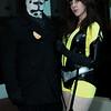 Rorschach and Silk Spectre