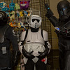 Imperial Gunner, Scout Trooper, and Shadow Clone Trooper
