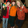 Stan Marsh, Kyle Broflovski, and Kenny McCormick