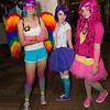 Rainbow Dash, Rarity, and Pinkie Pie