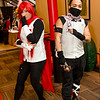 Kushina Uzumaki and Kakashi Hatake