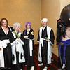 Rangiku Matsumoto, Toshiro Hitsugaya, Shinigami, Gin Ichimaru, and Wabisuke