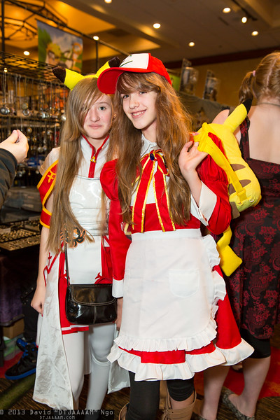 Asuna and Lisbeth