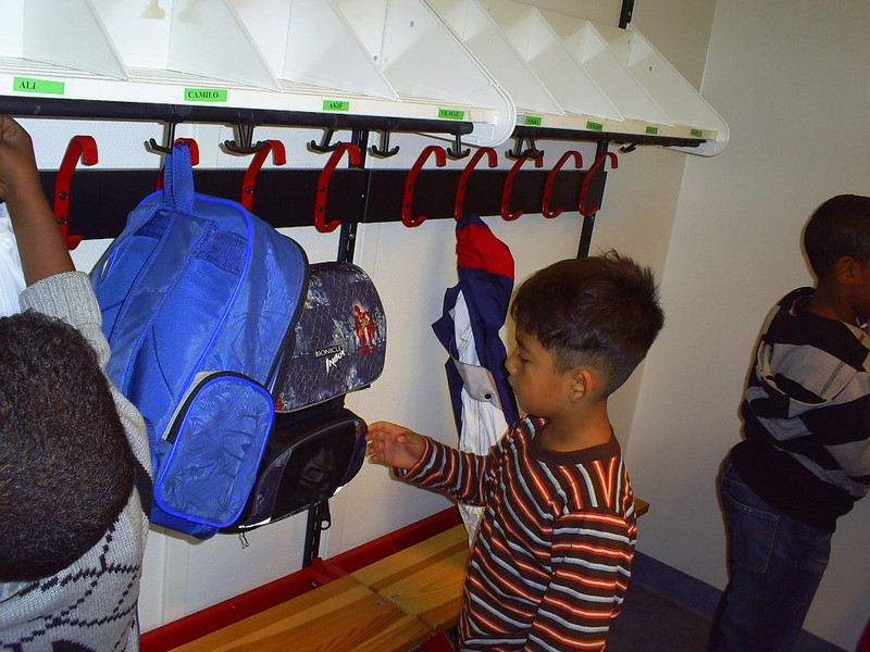 His space--to hang his jackets and keep his shoes and extra clothing.<br /> <br /> SAMSUNG DIGIMAX A403