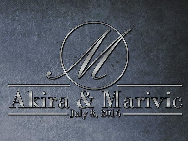 Akira & Marivic's Photo Booth Pics