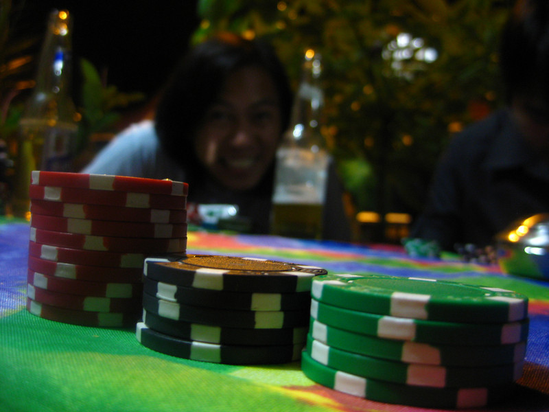 Day 363: <br /> <br /> Another memorable poker night. I was like watching a magic show.