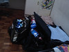 Day 102:<br /> <br /> Official packing. I'm so sure I'm going to pay for the extra baggage.