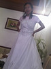 Day 096: <br /> <br /> It's Chris' wedding gown! =) <br /> <br /> Soo excited.
