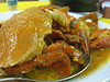 Day 248:<br /> <br /> Sowe Lan was so nice to take me out to Chili crabs dinner. So yummy. =)
