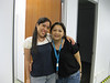 Day 268: <br /> <br /> She'll be on leave next week for her exams and we don't know when we are going to see each other. <br /> <br /> I couldn't remember a dull moment with you, Margaret. Xie xie for everything. =)