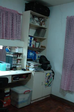 { evolution of my room }