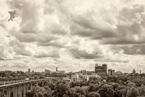 Panoramic Akron