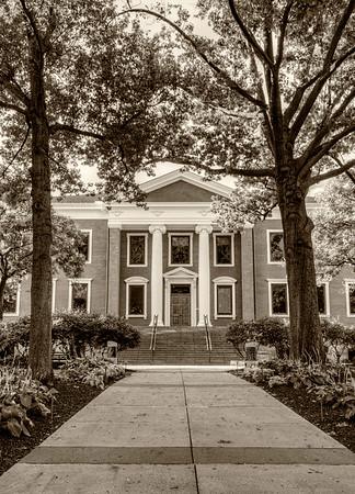 Buchtel Hall