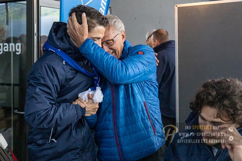 EVZ Vizemeisterfeier - 2019: EV Zug - Abschiedsfeier - 27-04-2019