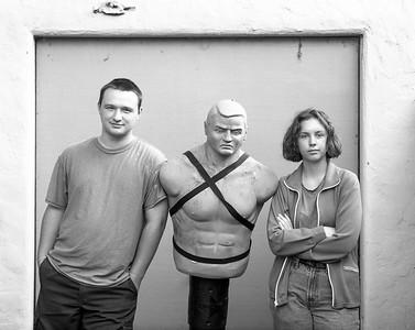 Sterling, Ella & Bob