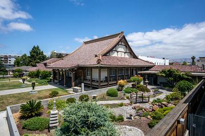 San Jose Buddhist Church Betsuin