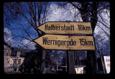 Halberstadt 16km