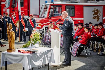 Eröffnung Feuerwehrhaus