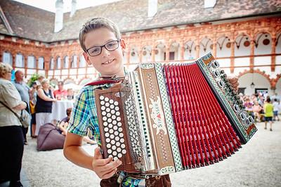 Sonnend Open Air der Musikschule Region Schallaburg