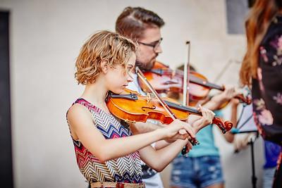 Sonnwend Open Air der Musikschule