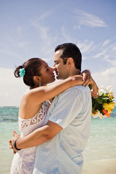 Akumal Beach Ceremonies